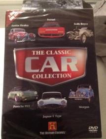 The classic car collection 3 DVD box set