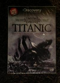 Titanic 3 disc box set