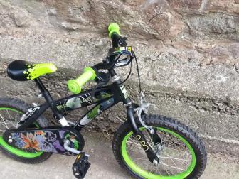 Ben 10 Ultimate Alien Boys Bike - 14