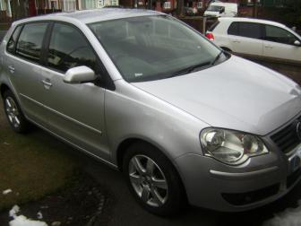 VOLKSWAGEN POLO MATCH 60 1.2