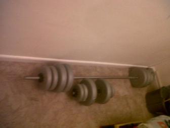 35kg weights