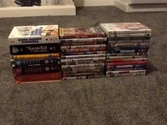 29 DVDs and box set