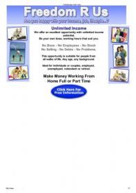 Earn £400 To £600 Part Time Per Month
