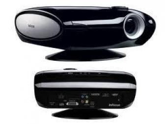 in72 infocus home cinema projector