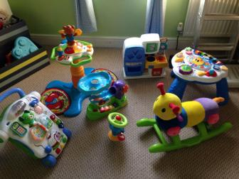 Job lot of toys in excellent condition