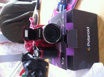 Polaroid camara 16mp
