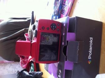 Polaroid camara 16mp