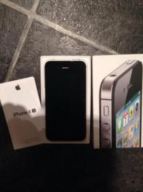 UNLOCKED 16GB IPHONE 4S BOXED 'AS NEW'