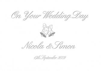 personalised wedding pictures