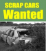 Scrap cars wanted - Cardiff, Newport, Caerphilly, Gwent - Cash paid.