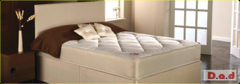 SUPER ORTHOPAEDIC DOUBLE BED ONLY £199