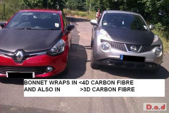 vehicle wrapping and window tinting