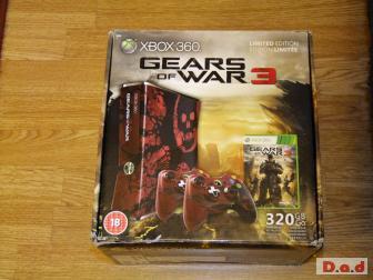 Xbox 360 Gears of War 3 Longton Stoke on Trent