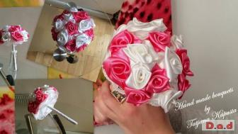 Decorative and sweet hand made bouquets