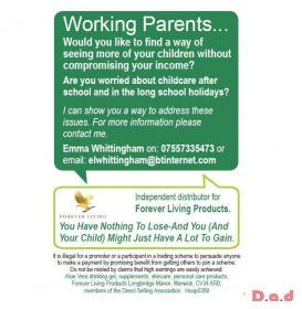 Working Parent??????