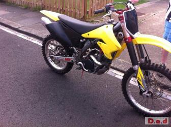 2003 road legal rmz 250 must see