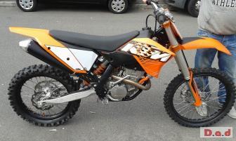 ktm 250 sxf 2009
