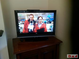 "LG 32LC46 32"" LCD TELEVISION HD READY WITH FREEVIEW"