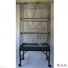 3 Tier Ferret Rat Chinchilla Rodent Cage