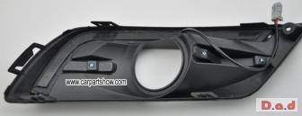 HONDA Crider DRL LED Daytime Running Lights Car headlight parts Fog lamp cover LED-212HD