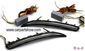 Opel Insignia DRL LED Daytime Running Lights turn light steering lamps LED-661PL