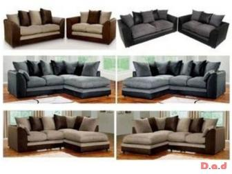 3+2 sofa set or corner sofa only 299 pounds!