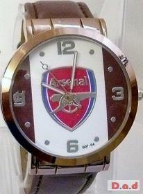 Arsenal Style Fashion Watch