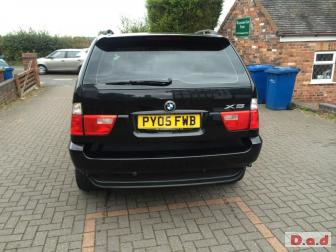 bmw X5 diesel Sport,full service histroy,comes with 12 months mot,road tax march 2015,2 sets of keys