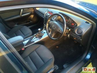 Mazda6 diesel 2.0d TS [143] 5dr 2007.full service histroy,2 sets of keys,mot'd till october 2015.