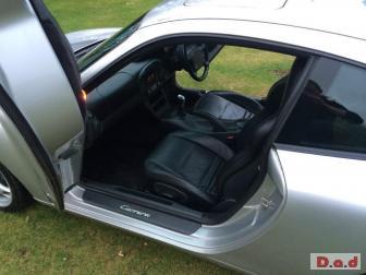 Porsche 911,mot oct 2015,Sat nav,full service histroy,folder of reciepts,new clutch,suicide doors