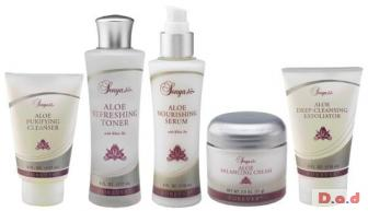 Sonya Skincare Collection - 5 Fundamental elements for Cleansing, moisturising and maintaining beaut