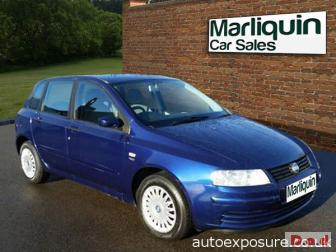 FIAT STILO 1.4 16V Active [AC] 5 Door