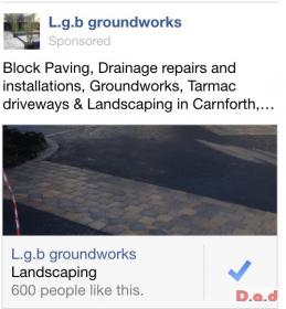 LGB groundworks