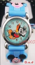 Childs' Blue Mickey Mouse Watch