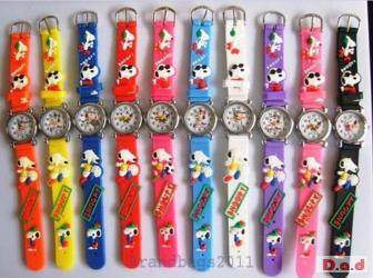 Childs' Snoopy Watches - Various Colours £5 each