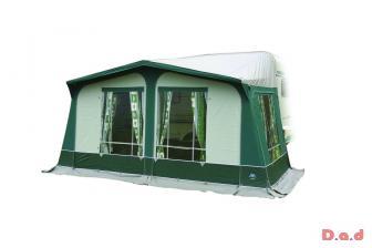 Sunncamp platinum Mirage caravan Awning