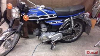 Yamaha FS1E 1976 R reg