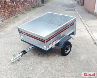 Erde trailer, 3ft by 4ft mint condition £140