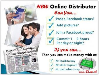 Want an Extra Income?