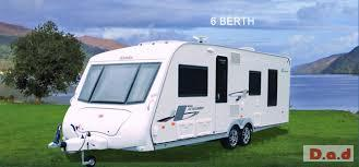 caravans by active leisure