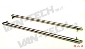 For Sale: VW T4 SWB LWB Transporter Slashed End Side Bars made in the U.K.