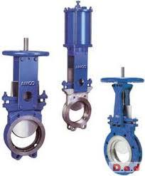KNIFE EDGE GATE VALVES IN KOLKATA