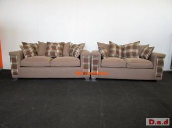 Verona 3+2 seater sofas