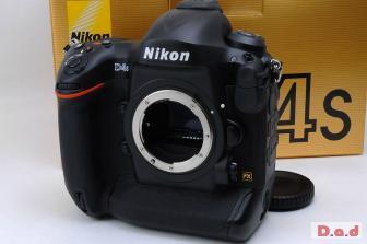 New original Nikon D4s