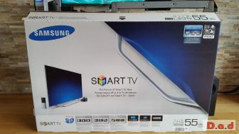 """Samsung UN55ES8000 55 """"inch 1080p 3D TV"""
