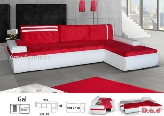 new corner sofa bed GALA,London next day del,Amk-furniture.eu,Naroznik,Polskie narozniki w Londynie,