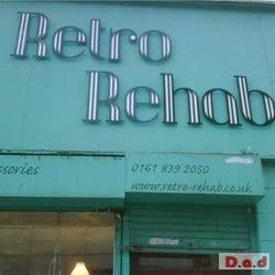 Retro Rehab Manchester