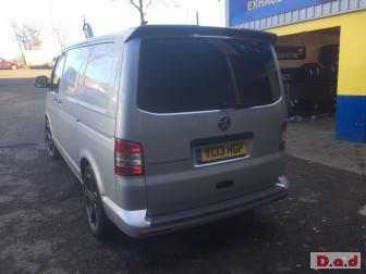 For Sale: Volkswagen Transporter T5 Van Silver Van 2013 2.0 SWB