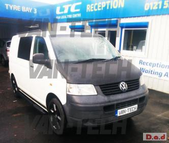 For Sale: Volkswagen Transporter T5 Van White 2007 1.9 TDI SWB