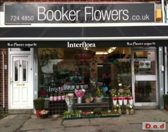 Bookers Flowers Liverpool